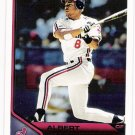 ALBERT BELLE 2011 Topps Lineage Card #140 Cleveland Indians FREE SHIPPING 140 Baseball Retired
