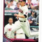 GRADY SIZEMORE 2011 Topps Lineage Card #26 Cleveland Indians FREE SHIPPING 26 Baseball