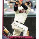 SHIN-SOO CHOO 2011 Topps Lineage Card #126 Cleveland Indians FREE SHIPPING 126 Baseball