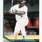 HANLEY RAMIREZ 2011 Topps Lineage Card #35 Florida Miami Marlins FREE SHIPPING Baseball 35