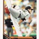 TIM LINCECUM 2011 Topps Lineage Card #135 San Francisco Giants FREE SHIPPING 135 Baseball