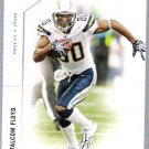 MALCOM FLOYD 2011 Panini Rookies and Stars Card #121 San Diego Chargers SASE Football Wyoming 121