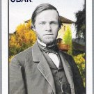 JOHN SHERMAN 2010 Tristar Obak Card #86 Game Changers SASE Baseball Antitrust Act Tri-Star 86