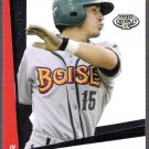 DAVID MACIAS 2009 Tristar Projections ROOKIE Card #23 Chicago Cubs FREE SHIPPING Boise Hawks 23