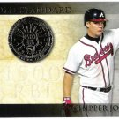 CHIPPER JONES 2012 Topps Gold Standard INSERT Card #GS-21 Atlanta Braves FREE SHIPPING Baseball