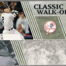 DEREK JETER 2012 Topps Classic Walk-Offs INSERT Card #CW-15 New York Yankees SASE CW15 Baseball