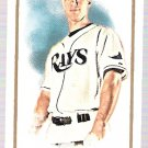 BEN ZOBRIST 2011 Topps Allen & Ginter Mini INSERT Card #233 Tampa Bay Rays FREE SHIPPING 233