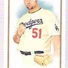 JONATHAN BROXTON 2011 Topps Allen & Ginter Mini A&G Back INSERT Card #106 Los Angeles Dodgers
