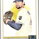 LUKE HOCHEVAR 2011 Topps Allen & Ginter SHORT PRINT Card #332 Kansas City Royals FREE SHIPPING