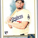JOHN LINDSEY 2011 Topps Allen & Ginter ROOKIE Card #28 Los Angeles Dodgers FREE SHIPPING Baseball 28