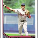 OZZIE SMITH 2011 Topps Lineage Card #141 St Louis Cardinals FREE SHIPPING Baseball 141