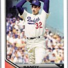 SANDY KOUFAX 2011 Topps Lineage Card #1 Brooklyn Los Angeles Dodgers FREE SHIPPING Baseball 1