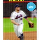 DAVID WRIGHT 2011 Topps Lineage 3D INSERT Card No# NEW YORK METS Baseball FREE SHIPPING