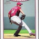 AROLDIS CHAPMAN 2011 Topps Lineage ROOKIES Insert Card #4 Cincinnati Reds FREE SHIPPING Baseball
