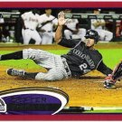DEXTER FOWLER 2012 Topps Red Border Parallel INSERT Card #231 Colorado Rockies FREE SHIPPING