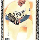 JEREMY JEFFRESS 2011 Topps Allen & Ginter BLACK Border ROOKIE Mini INSERT Card 59 Kansas City Royals