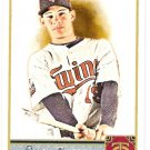 DANNY VALENCIA 2011 Topps Allen & Ginter SHORT PRINT Insert Card #344 Minnesota Twins FREE SHIPPING