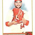 JAIME GARCIA 2011 Topps Allen & Ginter SHORT PRINT Insert Card #303 St Louis Cardinals FREE SHIPPING