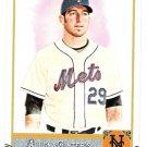 IKE DAVIS 2011 Topps Allen & Ginter Code INSERT Card #241 New York Mets FREE SHIPPING Baseball 241