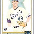 AARON CROW 2011 Topps Allen & Ginter ROOKIE Card #177 Kansas City Royals FREE SHIPPING Baseball RC