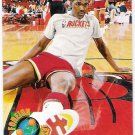 HAKEEM OLAJUWON 1992-93 Upper Deck Foreign Exchange INSERT Card #FE6 Houston Rockets Basketball