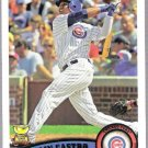 STARLIN CASTRO 2011 Topps All Star Rookie Card #655 Chicago Cubs FREE SHIPPING Baseball 655