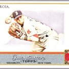 DUSTIN PEDROIA 2011 Topps Allen & Ginter Card #55 Boston Red Sox FREE SHIPPING Baseball 55