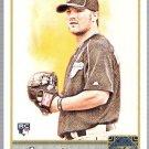 KYLE DRABEK 2011 Topps Allen & Ginter ROOKIE Card #180 Toronto Blue Jays FREE SHIPPING Baseball 180