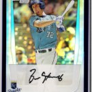 BUBBA STARLING 2011 Bowman CHROME Draft PURPLE REFRACTOR Rookie Card #DBPP82 Kansas City Royals