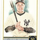 RUSSELL MARTIN 2011 Topps Allen & Ginter SHORT PRINT Card #348 New York Yankees FREE SHIPPING