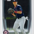 MATTHEW SKOLE 2011 Bowman CHROME Draft Picks & Prospects ROOKIE Card #BDPP15 Washington Nationals 15