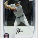 TRAVIS HARRISON 2011 Bowman CHROME Draft Picks & Prospects ROOKIE Card #BDPP41 Minnesota Twins