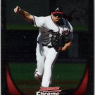 TOMMY HANSON 2011 Bowman CHROME Card #69 Atlanta Braves FREE SHIPPING Baseball 69