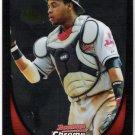 CARLOS SANTANA 2011 Bowman CHROME Card #6 Cleveland Indians FREE SHIPPING Baseball 6