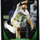 J.B. SHUCK 2011 Bowman Draft ROOKIE Card #106 Houston Astros FREE SHIPPING Baseball 106