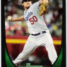 NATHAN EOVALDI 2011 Bowman Draft ROOKIE Card #79 Los Angeles Dodgers FREE SHIPPING Baseball 79