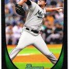 BRAD HAND 2011 Bowman Draft ROOKIE Card #45 Florida Marlins FREE SHIPPING Baseball 45