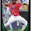 ARODYS VIZCAINO 2011 Bowman Draft ROOKIE Card #88 Atlanta Braves FREE SHIPPING Baseball 88