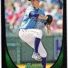 EVERETT TEAFORD 2011 Bowman Draft ROOKIE Card #85 KANSAS CITY ROYALS Baseball FREE SHIPPING 85