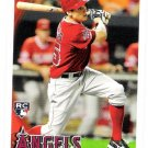 PETER BOURJOS 2010 Topps Update ROOKIE Card #US-146 Anaheim Los Angeles Angels FREE SHIPPING 146