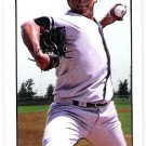 MANNY BANUELOS 2011 Tristar Obak MINI T212 INSERT Card #14 New York Yankees FREE SHIPPING 14