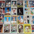 CAL RIPKEN JR Lot of 70 Baseball Cards Baltimore Orioles FREE SHIPPING Topps INSERTS Oddballs