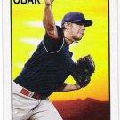 KYLE DRABEK 2010 Tristar Obak Card #5 TORONTO BLUE JAYS Baseball FREE SHIPPING 5
