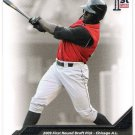 JARED MITCHELL 2009 Tristar Prospects Plus ROOKIE Card #18 CHICAGO WHITE SOX Baseball FREE SHIPPING