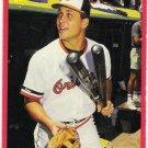 CAL RIPKEN JR 1988 Classic Red Card #176 BALTIMORE ORIOLES Baseball FREE SHIPPING 176