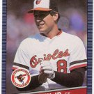 CAL RIPKEN JR 1986 Donruss Card #210 BALTIMORE ORIOLES Baseball FREE SHIPPING 210