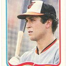 CAL RIPKEN JR 1985 Fleer Star Sticker Card #41 BALTIMORE ORIOLES Baseball FREE SHIPPING 41
