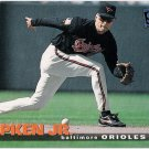 CAL RIPKEN JR 1995 Upper Deck Collectors Choice Special Edition Card #155 BALTIMORE ORIOLES 155