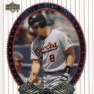 CAL RIPKEN JR 2002 Upper Deck World Series Heroes Card #55 BALTIMORE ORIOLES SASE Baseball 55