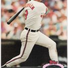 CAL RIPKEN JR 1992 Topps Stadium Club Card No # BALTIMORE ORIOLES FREE SHIPPING Baseball
